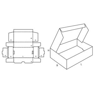 Fefco 0429 Boxes