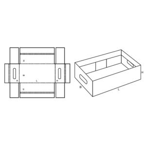 Fefco 0430 Boxes