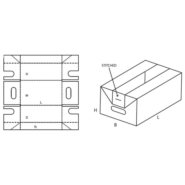 Fefco 0434 Boxes