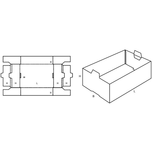 Fefco 0435 Boxes