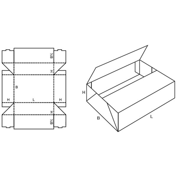 Fefco 0437 Boxes