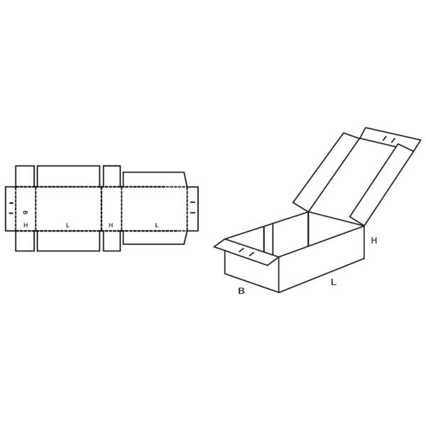 Fefco 0440 Boxes