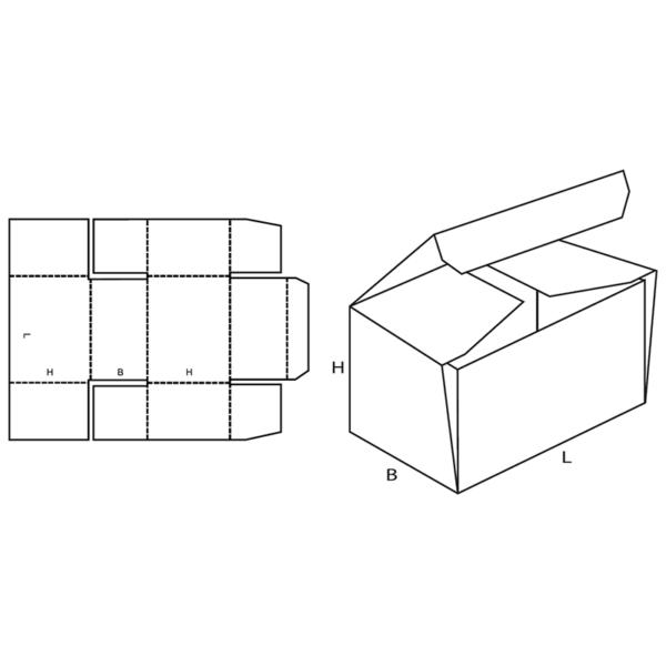 Fefco 0443 Boxes