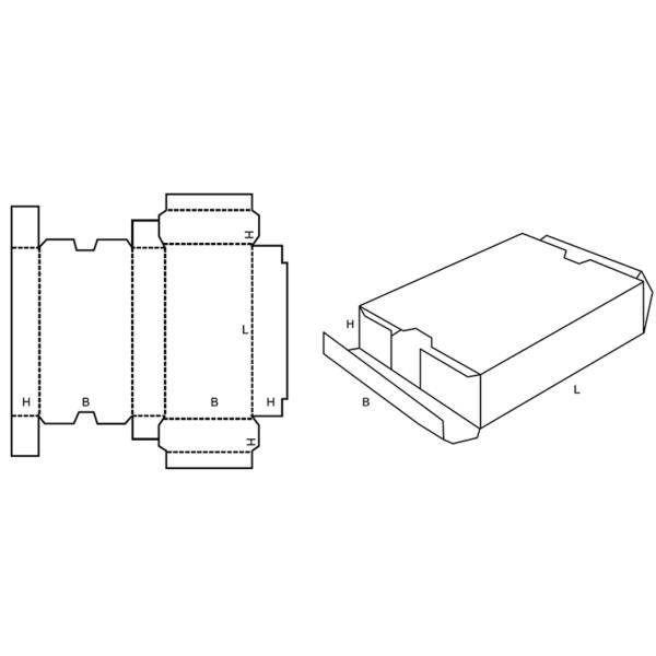 Fefco 0447 Boxes