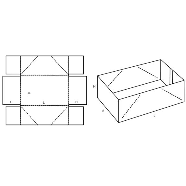 Fefco 0450 Boxes