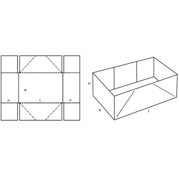 Fefco 0451 Boxes