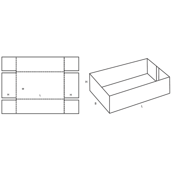 Fefco 0453 Boxes