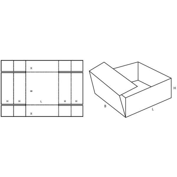Fefco 0454 Boxes