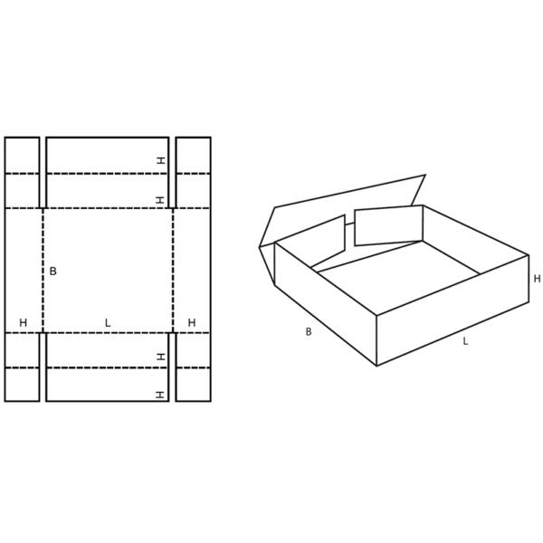 Fefco 0455 Boxes