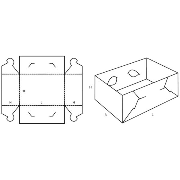 Fefco 0457 Boxes