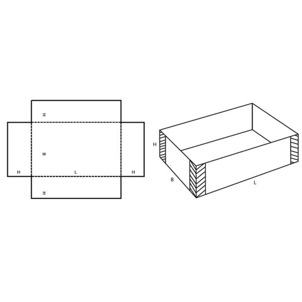 Fefco 0458 Boxes