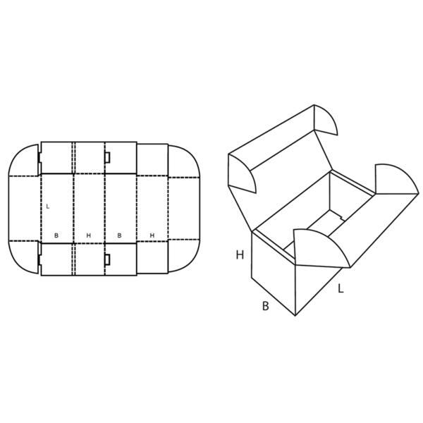 Fefco 0472 Boxes