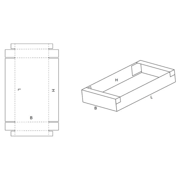 Fefco 0480 Boxes