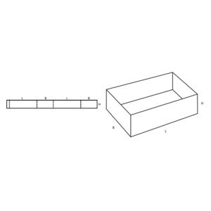 Fefco 0501 Boxes