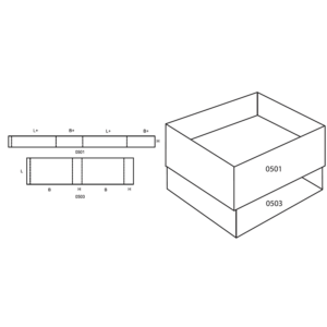 Fefco 0507 Boxes