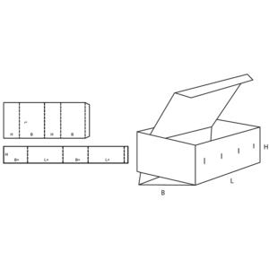 Fefco 0510 Boxes