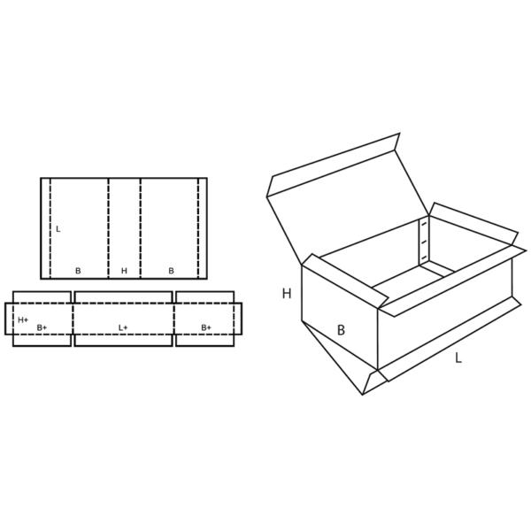 Fefco 0512 Boxes