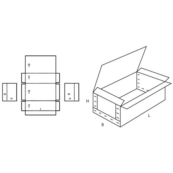 Fefco 0601 Boxes