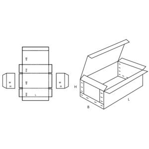 Fefco 0602 Boxes
