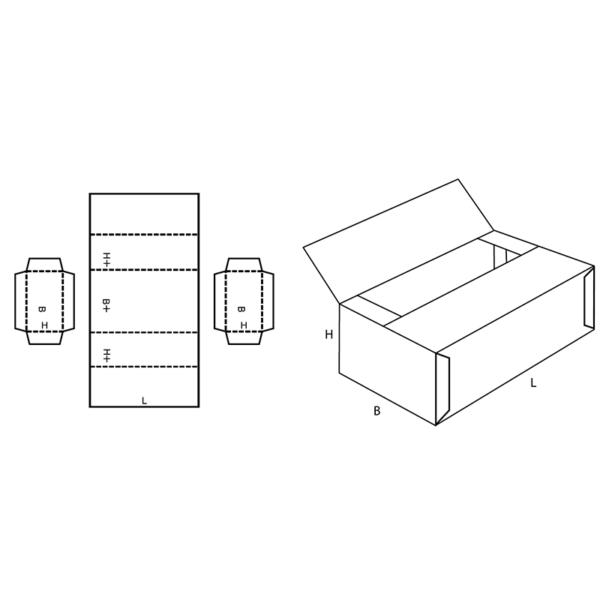 Fefco 0605 Boxes