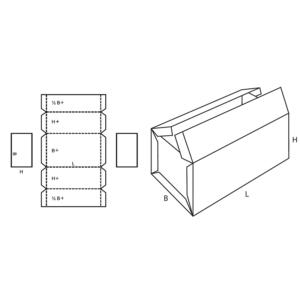 Fefco 0606 Boxes