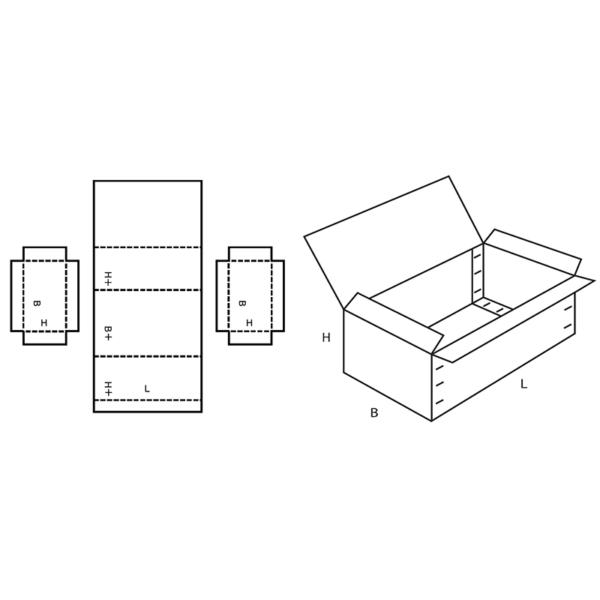 Fefco 0607 Boxes