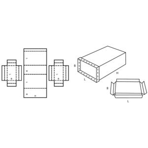 Fefco 0615 Boxes