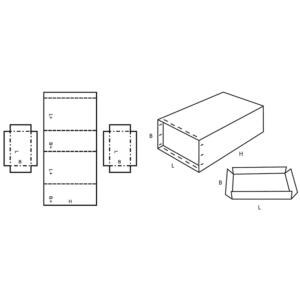 Fefco 0616 Boxes