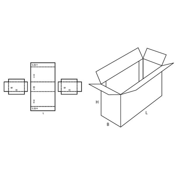 Fefco 0620 Boxes