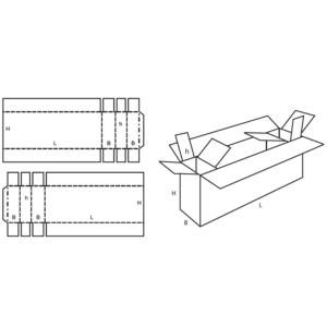 Fefco 0621 Boxes