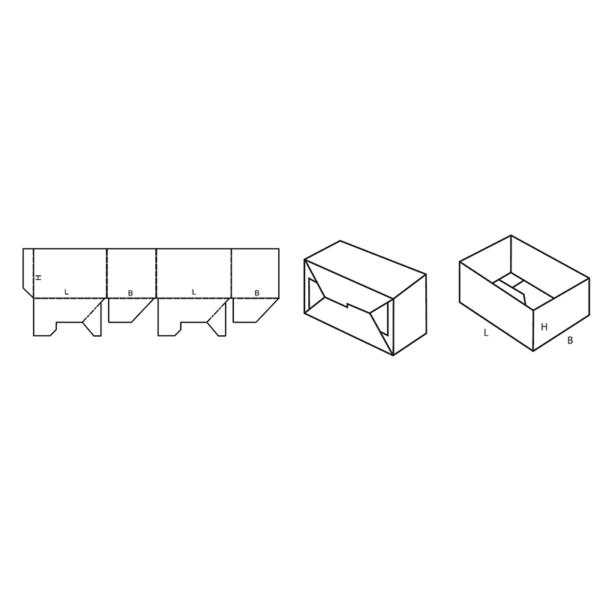 Fefco 0700 Boxes