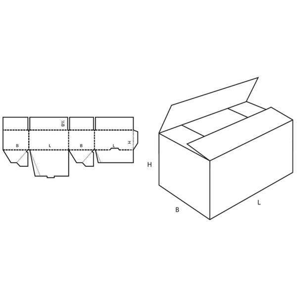 Fefco 0701 Boxes