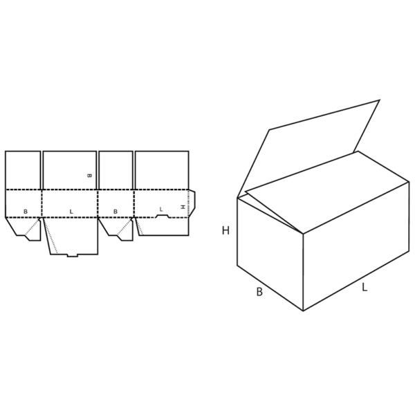 Fefco 0703 Boxes