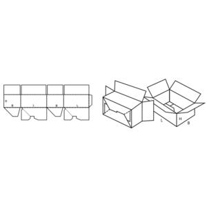 Fefco 0711 Boxes
