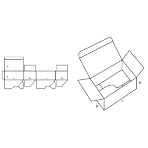 Fefco 0713 Boxes