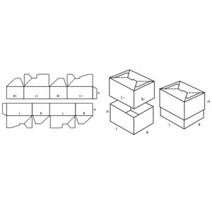 Fefco 0714 Boxes