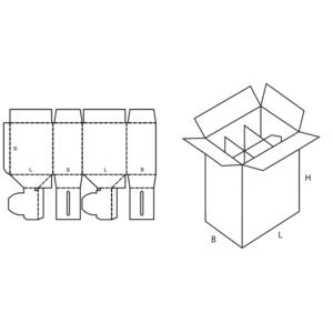 Fefco 0715 Boxes