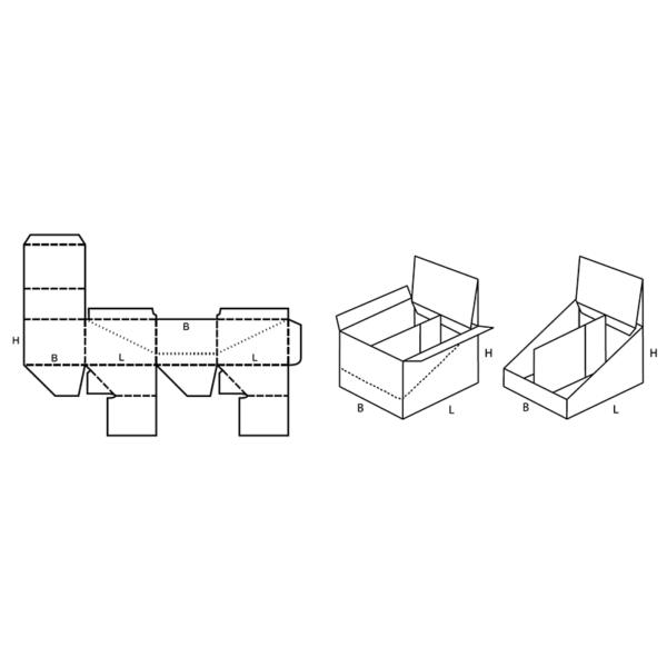 Fefco 0716 Boxes
