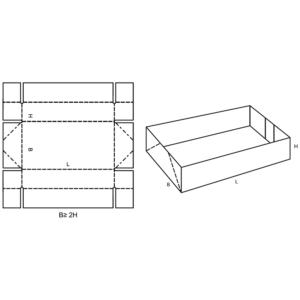 Fefco 0718 Boxes