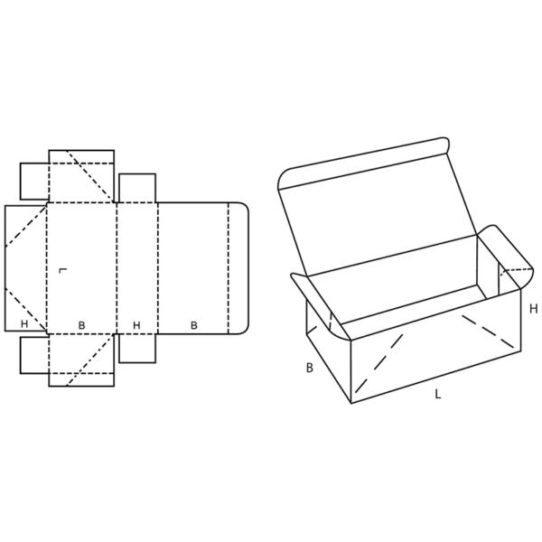 Fefco 0747 Boxes