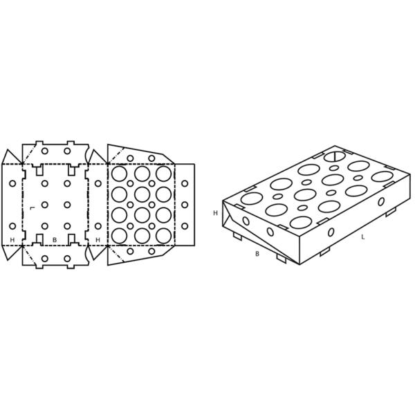 Fefco 0751 Boxes