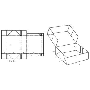 Fefco 0761 Boxes