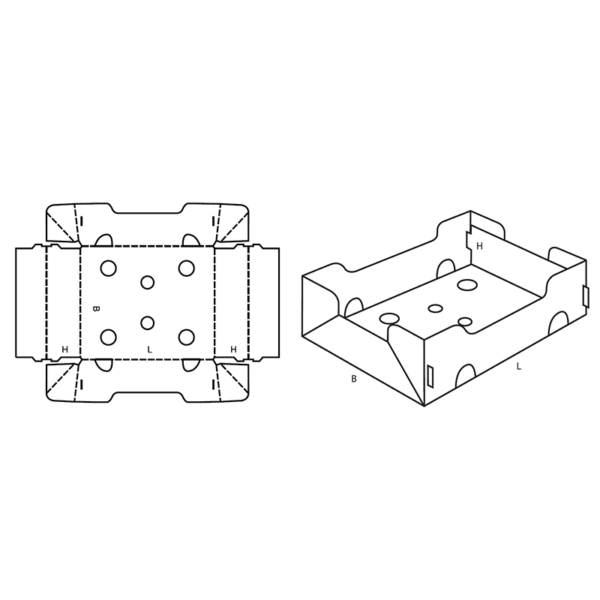 Fefco 0772 Boxes