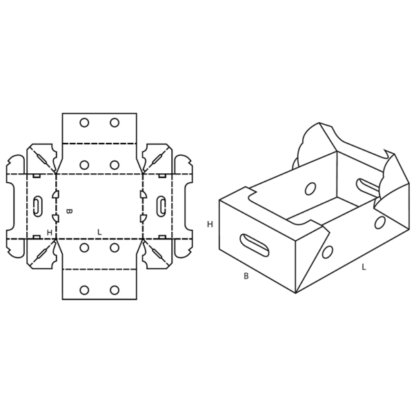 Fefco 0774 Boxes