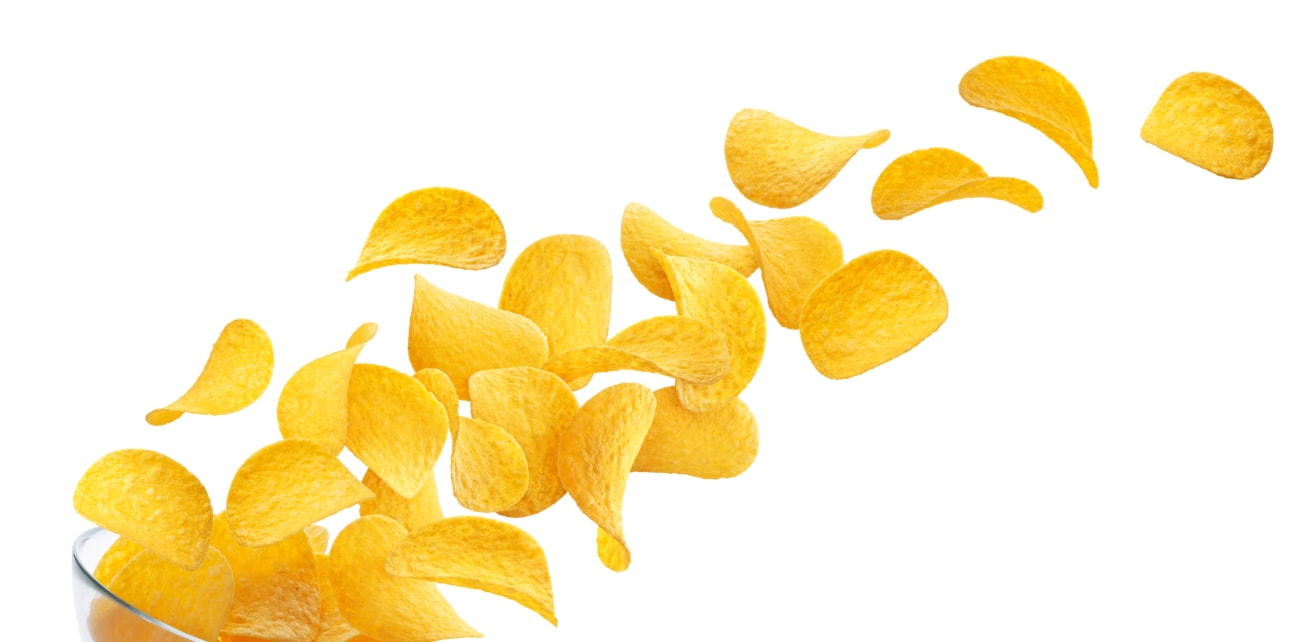 Crisps And Snacks Packaging