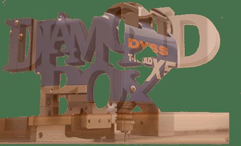 Trans Diamonbox Photocomp