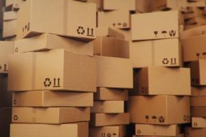 UKs Cardboard Shortage