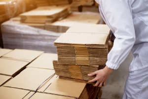 Corrugated Cardboard Packaging Featured Image - History